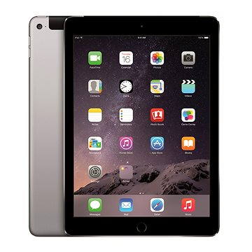 iPad Air 2 32GB WiFi Cellular Space Gray (MNVP2FD/A)