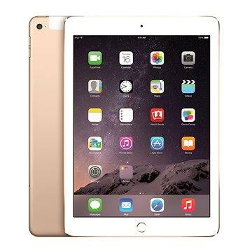 iPad Air 2 64GB WiFi Cellular Gold (MH172FD/A) + ZDARMA Digitální předplatné SuperApple Magazín - Půlroční předplatné Alza