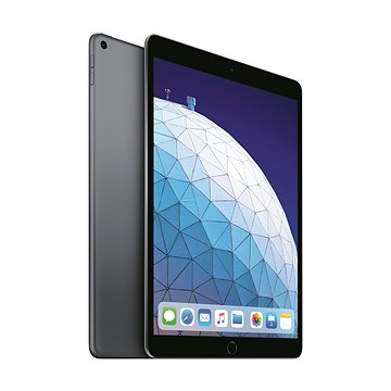 iPad Air 64GB WiFi Vesmírně šedý 2019 (MUUJ2FD/A)
