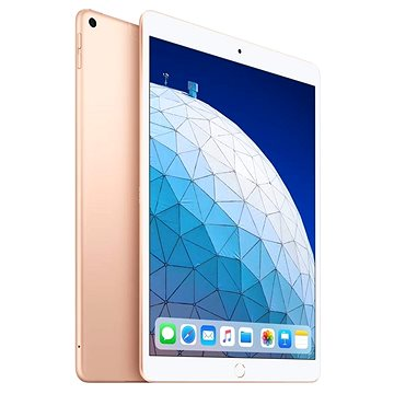 iPad Air 64GB WiFi Zlatý 2019 (MUUL2FD/A)