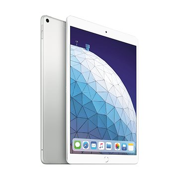 iPad Air 256GB Cellular Stříbrný 2019 (MV0P2FD/A)