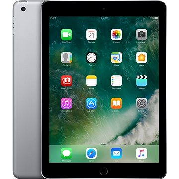 iPad 128GB WiFi Vesmírně šedý 2017 (MP2H2FD/A)