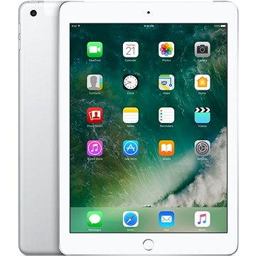 iPad 128GB WiFi Cellular Stříbrný 2017 (MP272FD/A)