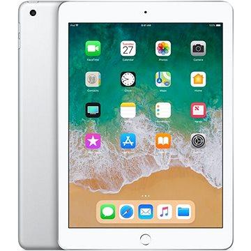 iPad 128GB WiFi Stříbrný 2018 (MR7K2FD/A)