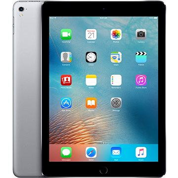 iPad Pro 9.7 128GB Cellular Space Gray (MLQ32FD/A)