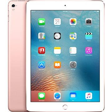 iPad Pro 9.7 128GB Cellular Rose Gold (MLYL2FD/A)