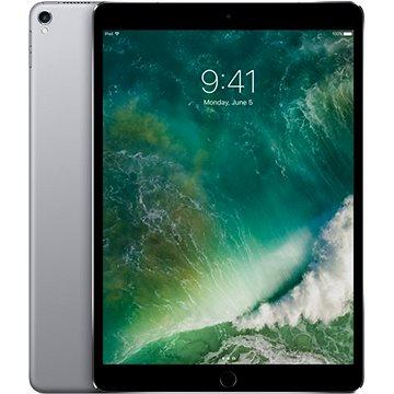 iPad Pro 10.5 64GB Vesmírně černý (MQDT2FD/A) + ZDARMA Digitální předplatné Interview - SK - Roční od ALZY