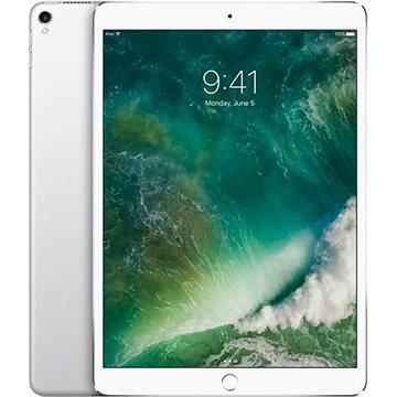 iPad Pro 10.5 64GB Cellular Stříbrný (MQF02FD/A) + ZDARMA Digitální předplatné Interview - SK - Roční od ALZY