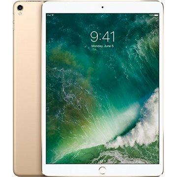 iPad Pro 10.5 64GB Cellular Zlatý (MQF12FD/A) + ZDARMA Digitální předplatné Interview - SK - Roční od ALZY