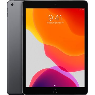 iPad 10.2 32GB WiFi Cellular Vesmírně Šedý 2019 (MW6A2FD/A)