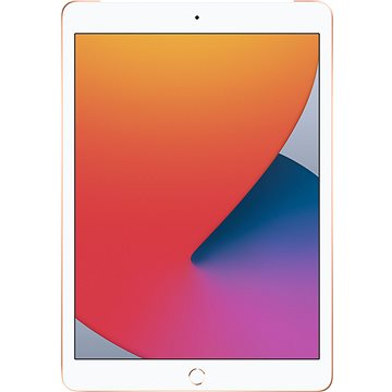 iPad 10.2 32GB WiFi Cellular Zlatý 2020 (MYMK2FD/A)