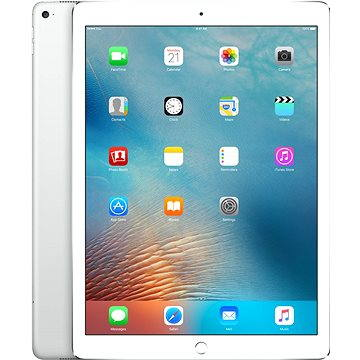 iPad Pro 12.9 128GB Cellular Silver (ML2J2FD/A)