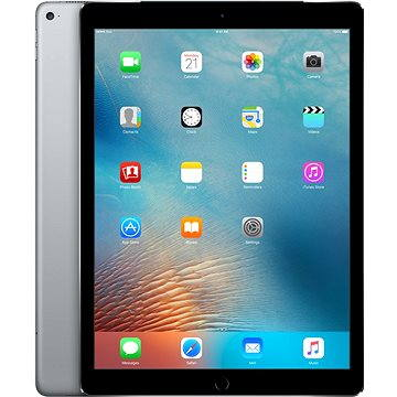 iPad Pro 12.9 256GB Cellular Space Gray (ML2L2FD/A)