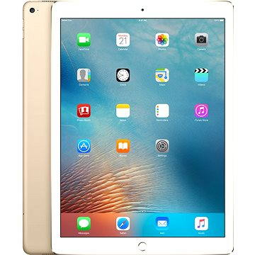 iPad Pro 12.9 256GB Cellular Gold (ML2N2FD/A)