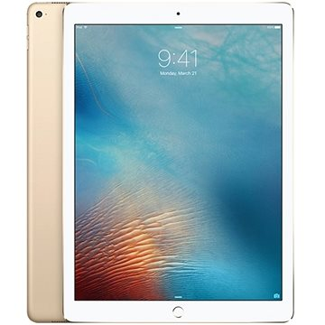 iPad Pro 12.9 64GB 2017 Zlatý (MQDD2FD/A) + ZDARMA Digitální předplatné Interview - SK - Roční od ALZY