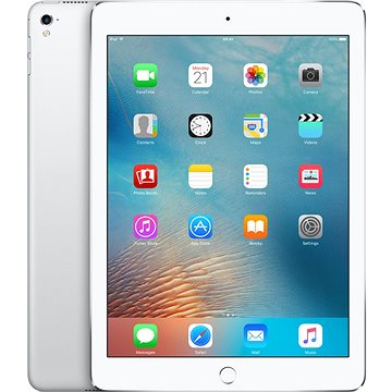 iPad Pro 12.9 64GB 2017 Cellular Stříbrný (MQEE2FD/A) + ZDARMA Digitální předplatné Interview - SK - Roční od ALZY