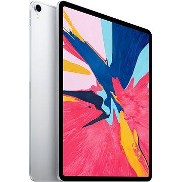 """iPad Pro 12.9"""" 512GB 2018 Cellular Stříbrný (MTJJ2FD/A)"""