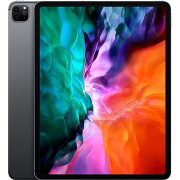 """iPad Pro 12.9"""" 256GB 2020 Cellular Vesmírně šedý (MXF52FD/A)"""