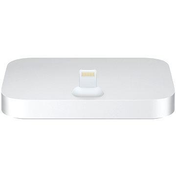 iPhone Lightning Dock Silver (ML8J2ZM/A)