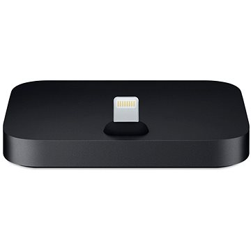 iPhone Lightning Dock - Black (MNN62ZM/A)