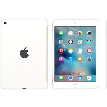 Silicone Case iPad mini 4 White (MKLL2ZM/A)