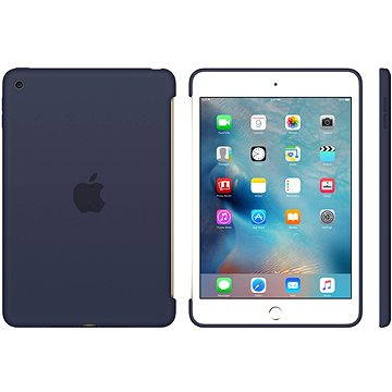 Silicone Case iPad mini 4 Midnight Blue (MKLM2ZM/A)