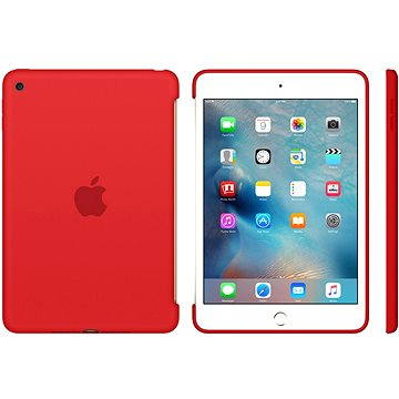 Silicone Case iPad mini 4 Red (MKLN2ZM/A)