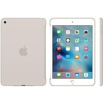 Silicone Case iPad mini 4 Stone (MKLP2ZM/A)