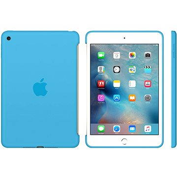 Silicone Case iPad mini 4 Blue (MLD32ZM/A)