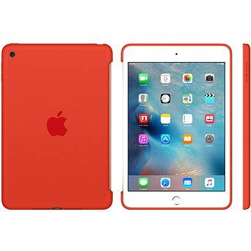 Silicone Case iPad mini 4 Orange (MLD42ZM/A)