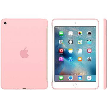 Silicone Case iPad mini 4 Pink (MLD52ZM/A)
