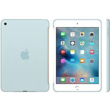 Silicone Case iPad mini 4 Turquoise (MLD72ZM/A)