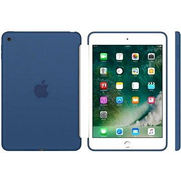 Silicone Case iPad mini 4 Ocean Blue (MN2N2ZM/A)