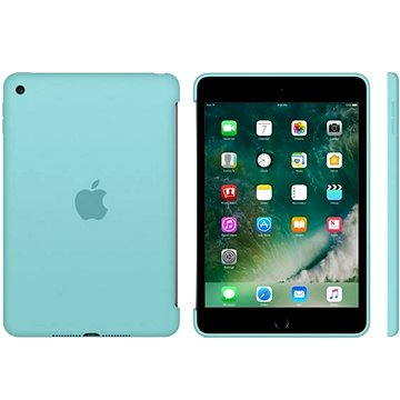 Silicone Case iPad mini 4 Sea Blue (MN2P2ZM/A)