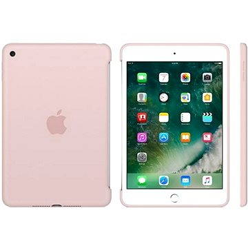 Silicone Case iPad mini 4 Pink Sand (MNND2ZM/A)