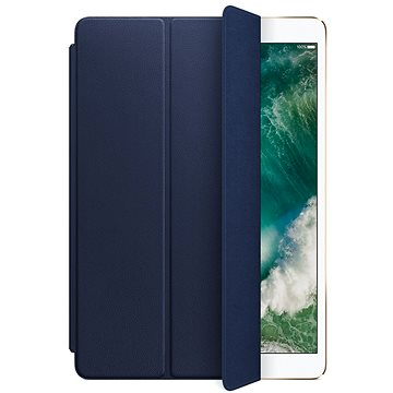"Leather Smart Cover iPad 10.2"" 2019 a iPad Air 10.5"" Midnight Blue (MPUA2ZM/A)"