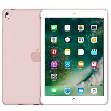 """Silicone Case iPad Pro 9.7"""" Pink Sand (MNN72ZM/A)"""