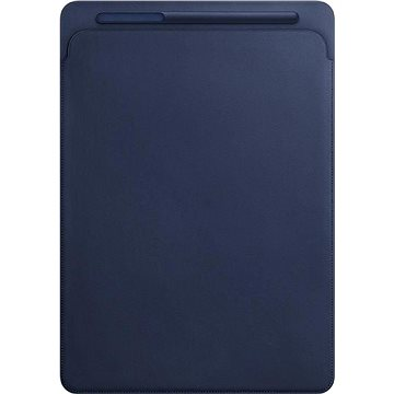 Leather Sleeve iPad Pro 12.9 Midnight Blue (MQ0T2ZM/A)
