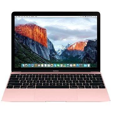 MacBook 12 CZ Rose Gold 2016 (Z0TE0003Z) + ZDARMA Digitální předplatné Týden - roční