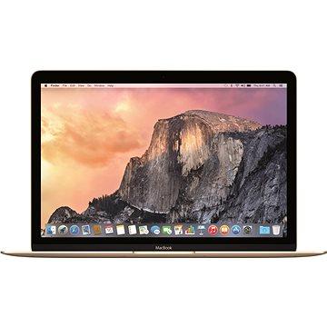 """MacBook 12"""" CZ Zlatý 2017 (MRQN2CZ/A)"""