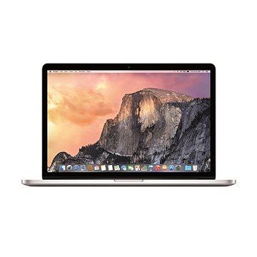 MacBook Pro 15 Retina US 2015 Stříbrný (Z0RF000R6)