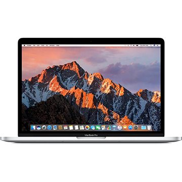 MacBook Pro 13 Retina HU 2017 s Touch Barem Stříbrný