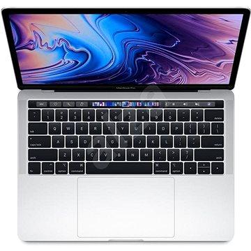 "MacBook Pro 13"" Retina CZ 2019 s Touch Barem stříbrný (Z0W600JE)"