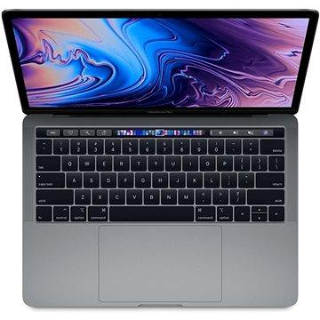 """MacBook Pro 13"""" Retina CZ 2018 s Touch Barem Vesmírně šedý (Z0V80009D)"""