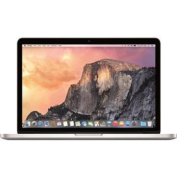 MacBook Pro 15 Retina CZ 2016 s Touch Barem Vesmírně šedý