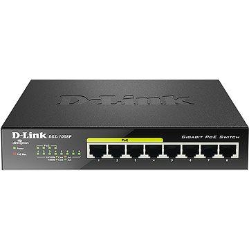 D-Link DGS-1008P (DGS-1008P/E)