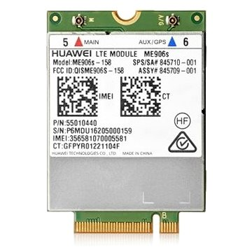 HP modul pro mobilní připojení HP lt4132 LTE/HSPA+ 4G (1HC91AA#AC3)