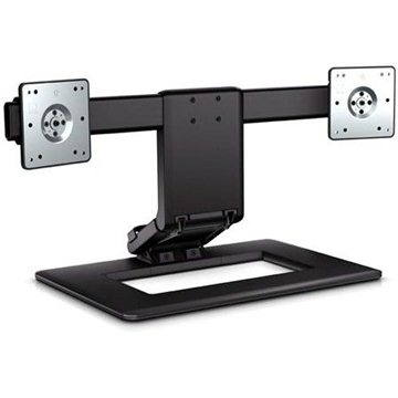 HP Adjustable Dual Monitor Stand (AW664AA#AC3)
