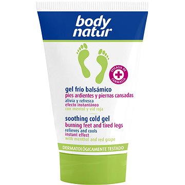 Body natur Foot - gel na nohy
