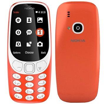 Nokia 3310 (2017) Red Dual SIM (A00028109)
